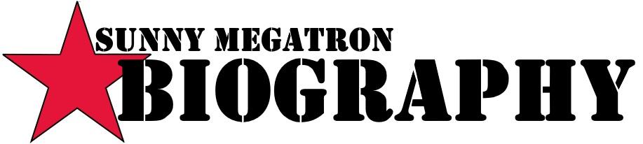 Logo Biography Sunny Megatron