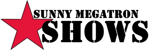 Logo Shows Sunny Megatron