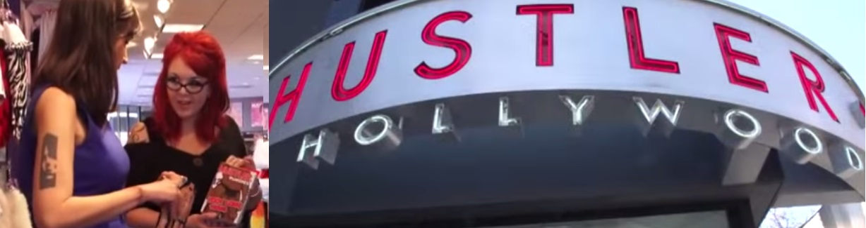 Hustler Hollywood Sunset