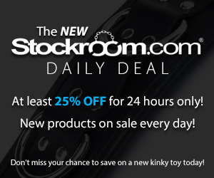 Stockroom Daily deal discount