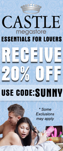 20% off at Castle Megastore with discount code SUNNY