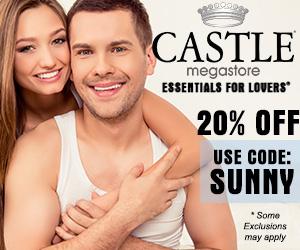 20% castlemegastore.com with code SUNNY
