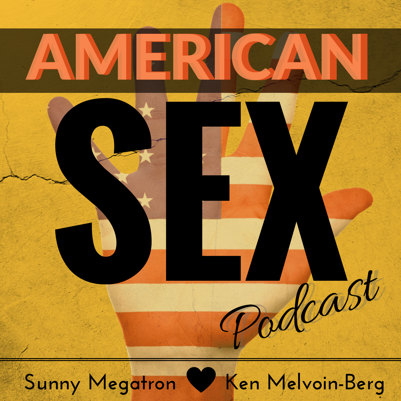 Amerikan Sex the american sex podcast has launched! | sunny megatron