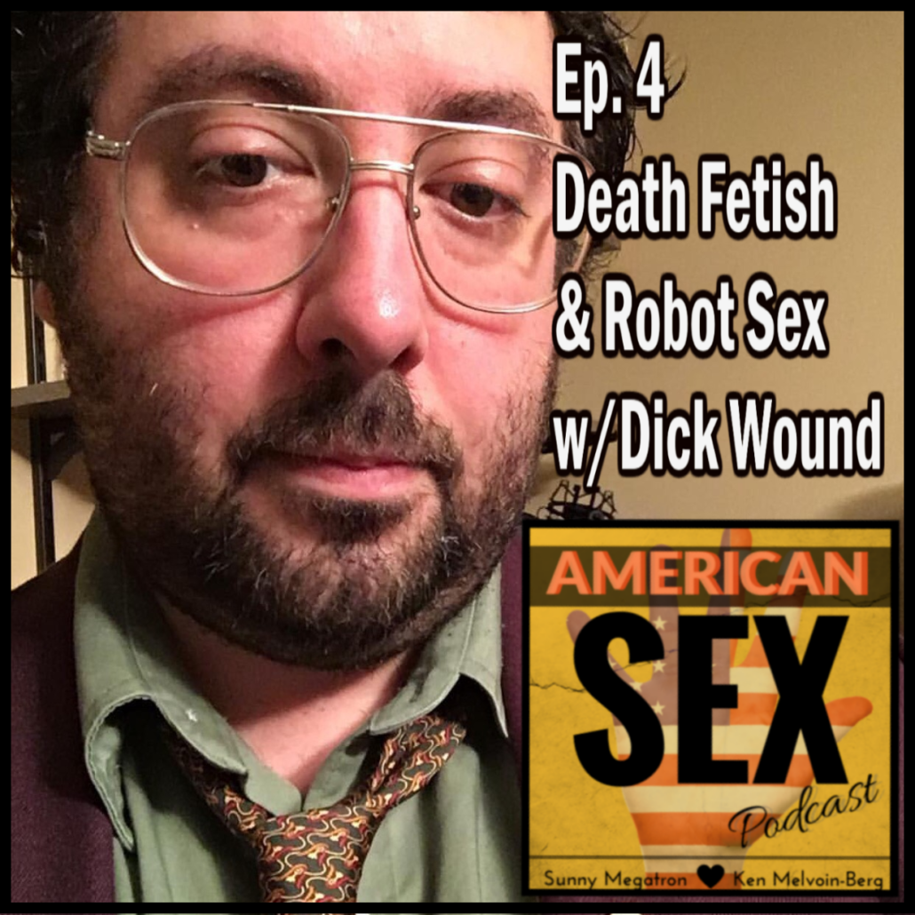 Dick Wound of the BDSM Podcast Off the Cuffs