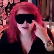 Sunny Megatron Blindfold
