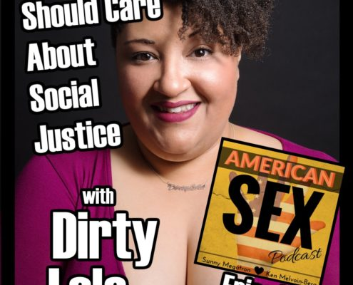 Dirty Lola Podcast American Sex ErikaKapinPhotography