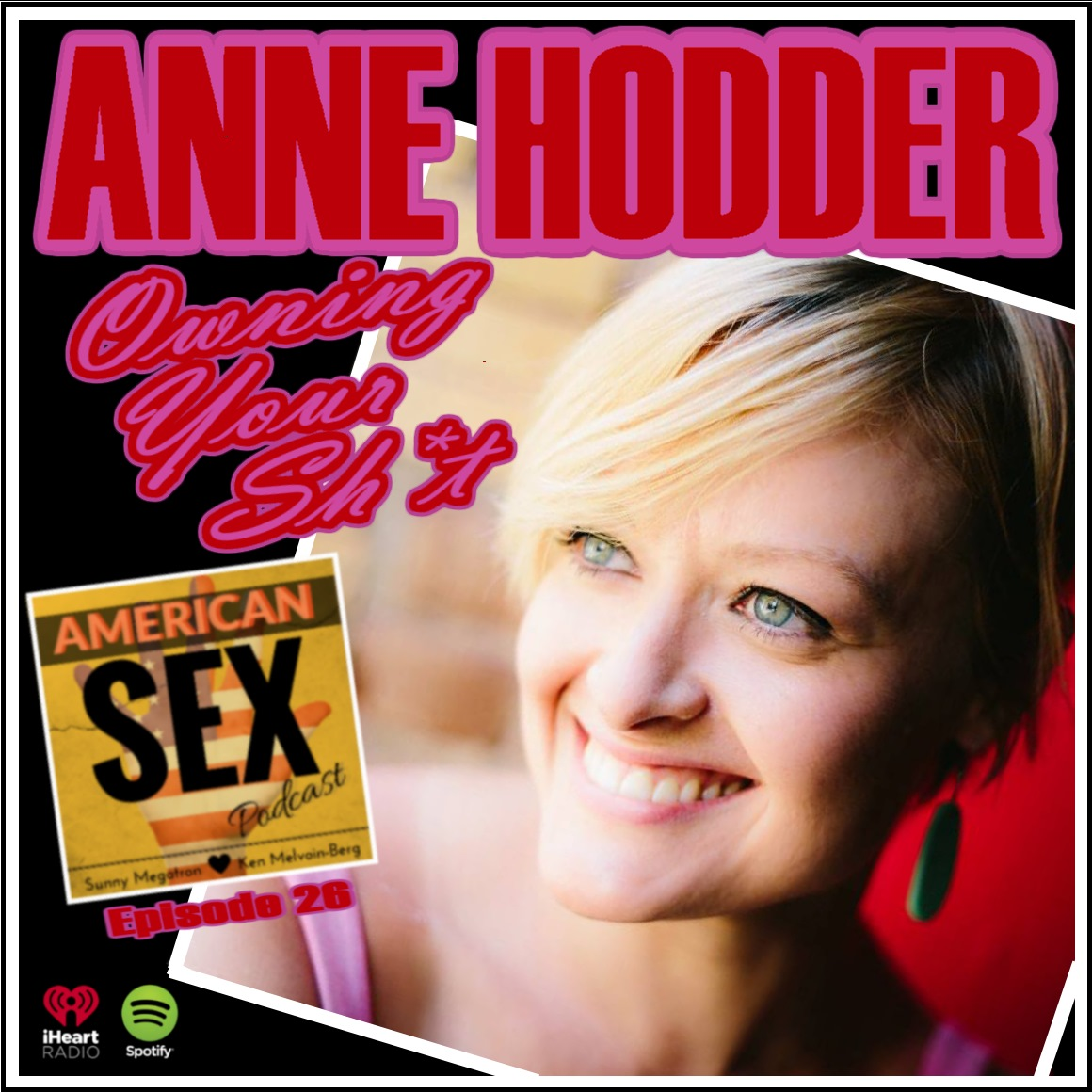 Anne Hodder Podcast interview