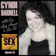 Cyndi Darnell #MeToo Aziz Ansari Podcast