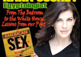 Kara Cooney Egyptologist American Sex Podcast Interview