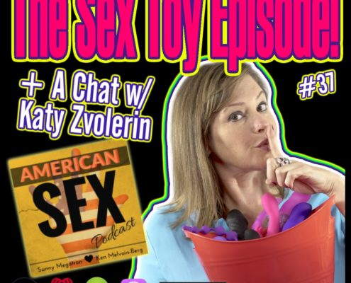 Sex Toy Episode Katy Zvolerin Interview
