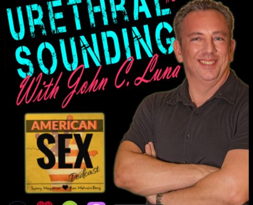 Urethral sounding with John C Luna