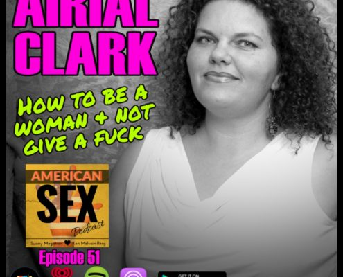 Airial Clark how to be a woman and not give a fuck podcast