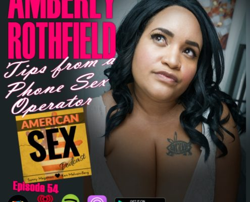 Amberly Rothfield Phone Sex Operator