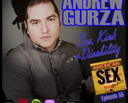 Andrew Gurza Sex and Disability Podcast