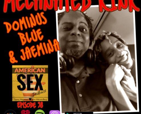 Black People Kink Podcast Dominus baby j