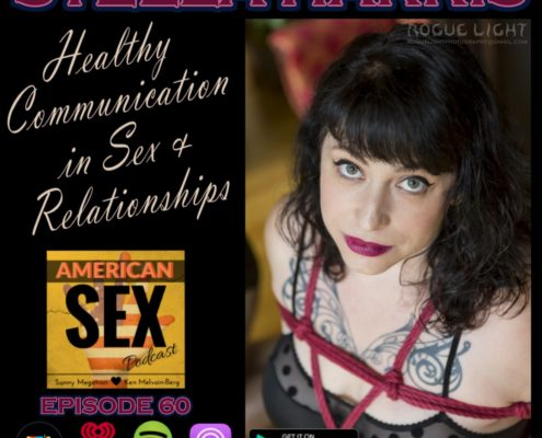 Stella Harris Podcast Sexual Communication