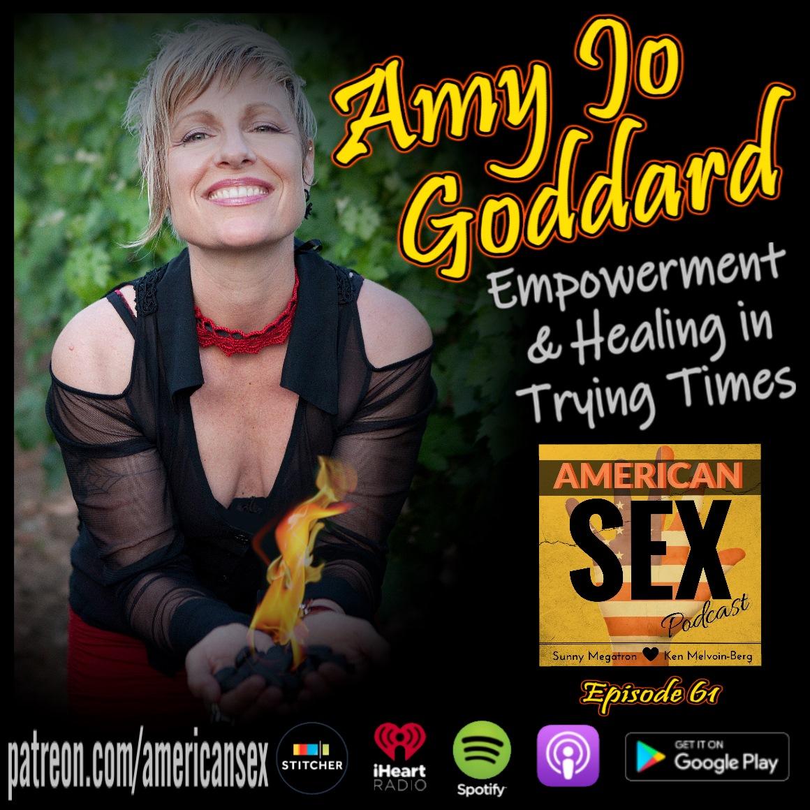 Amy Jo Goddard Fire Woman