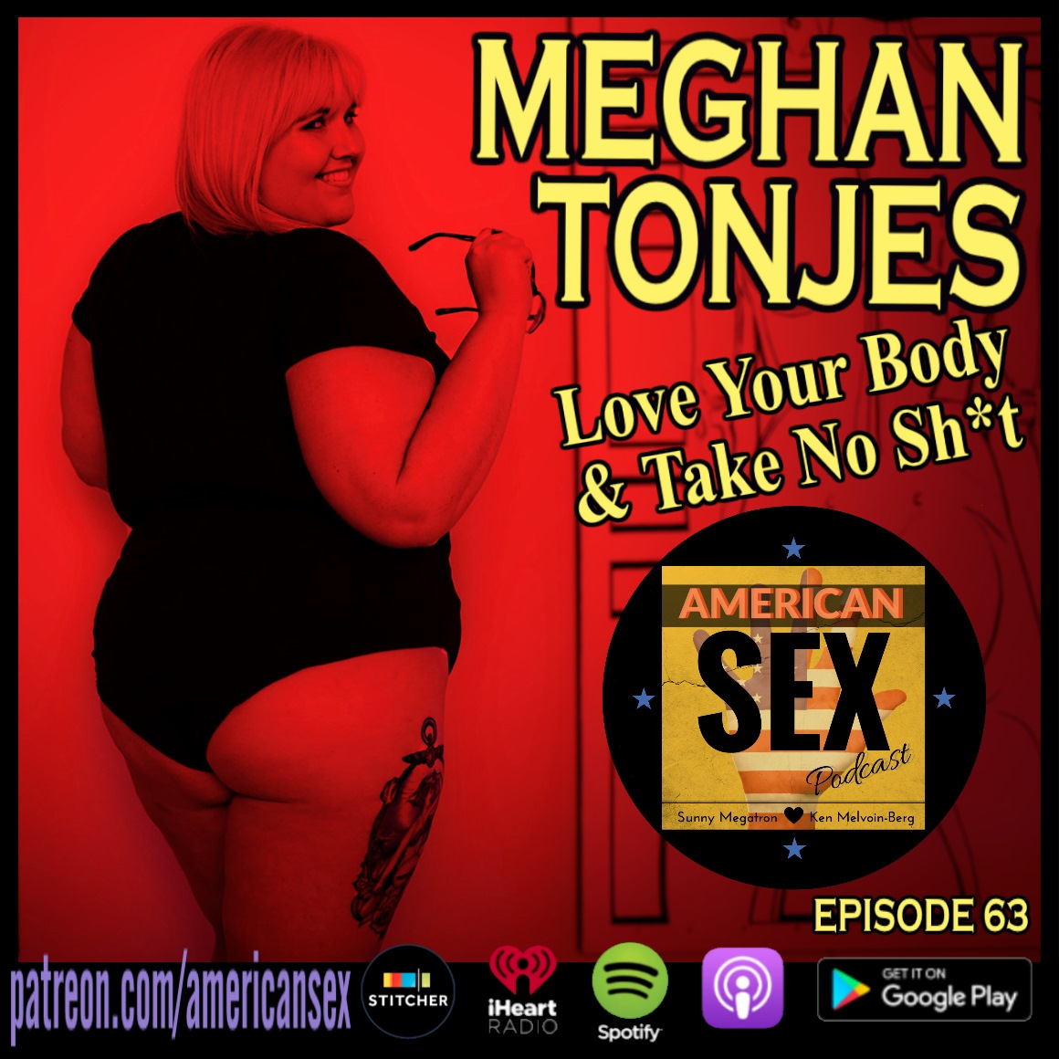 Meghan Tonjes Podcast American Sex