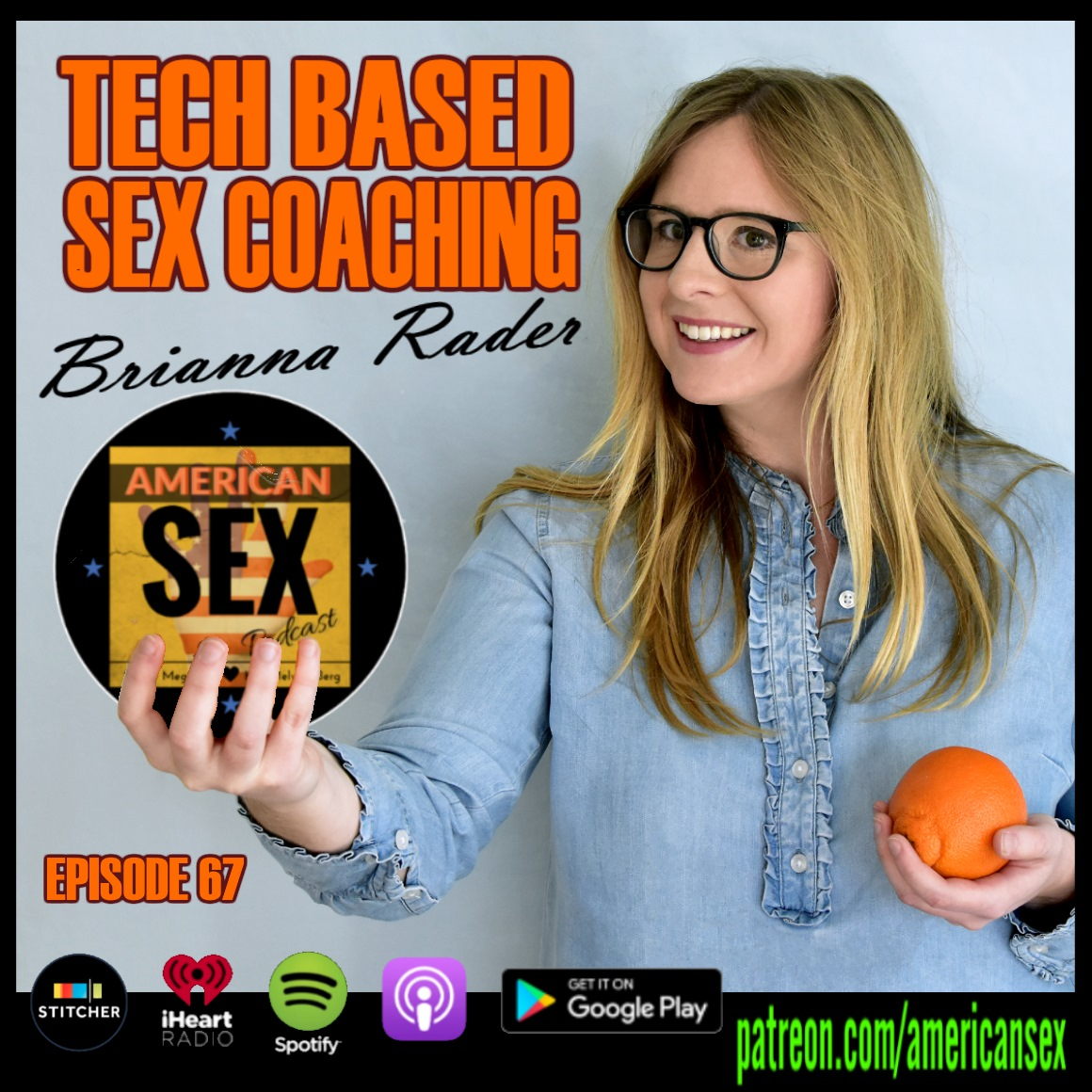 Brianna Rader Juicebox Sex Coaching