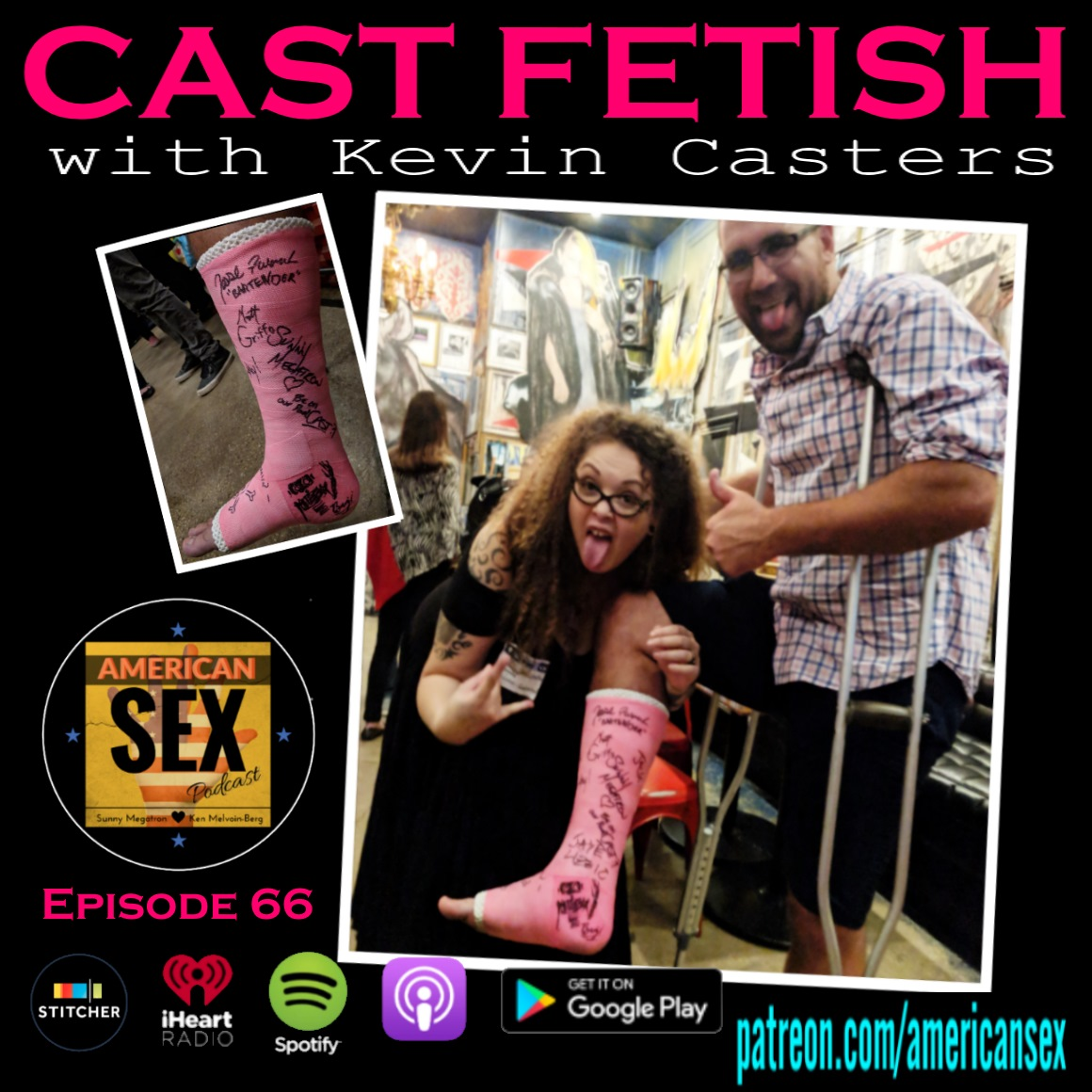 Cast Fetish Kevin Casters Podcast