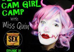 Clown Fetish & Cam Girl Miss Quin
