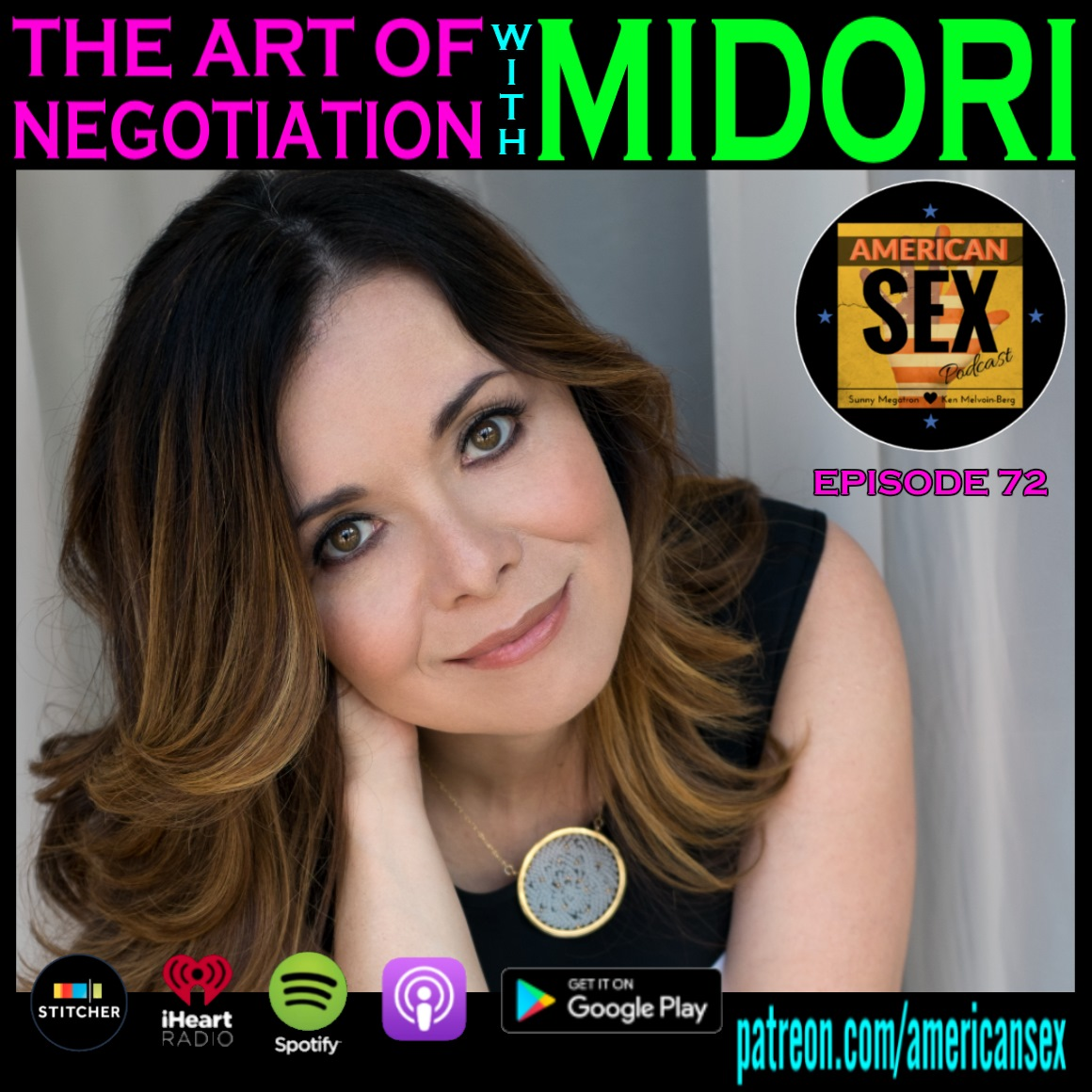 Midori How to make negotiation sexy