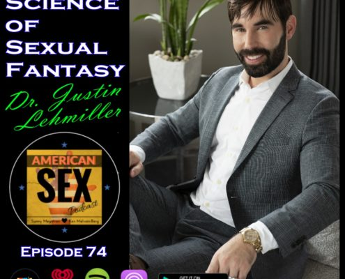 Dr. Justin Lehmiller podcast Science of Sexual Fantasy