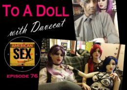 davecat married to real doll