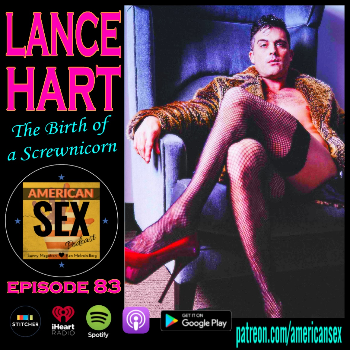 Lance Hart Podcast American Sex