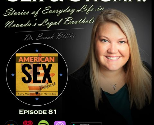 Sex and Stigma Stories of Everyday Life in Nevada's Legal Brothels Dr Sarah Blythe