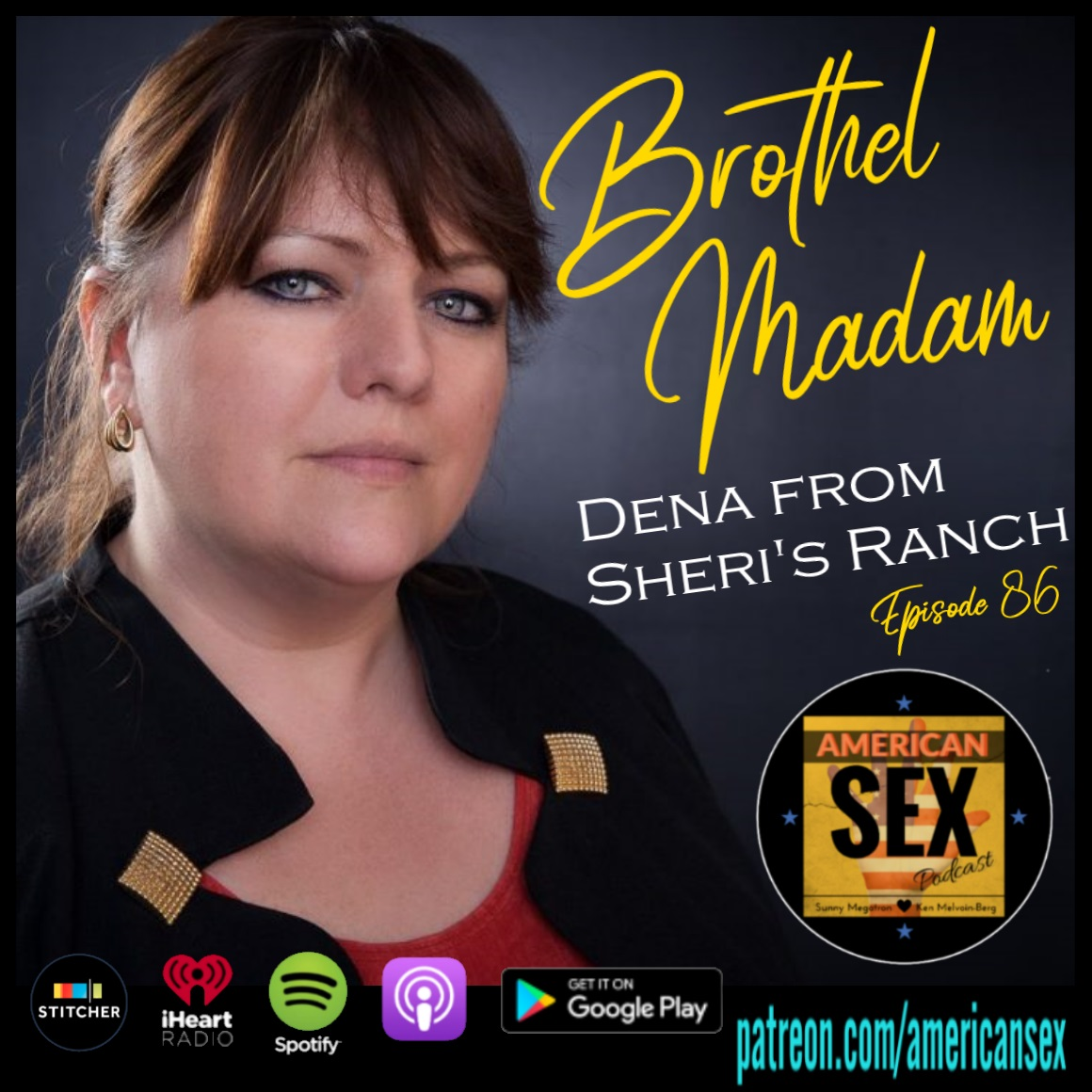 Brothel Madam Dena Sheris Ranch