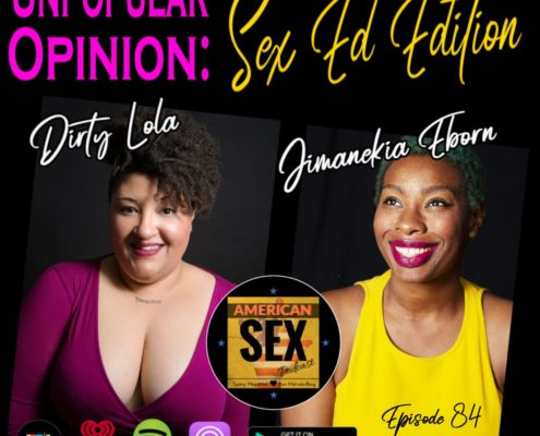 Dirty Lola Jimanekia Eborn Podcast Sex Ed