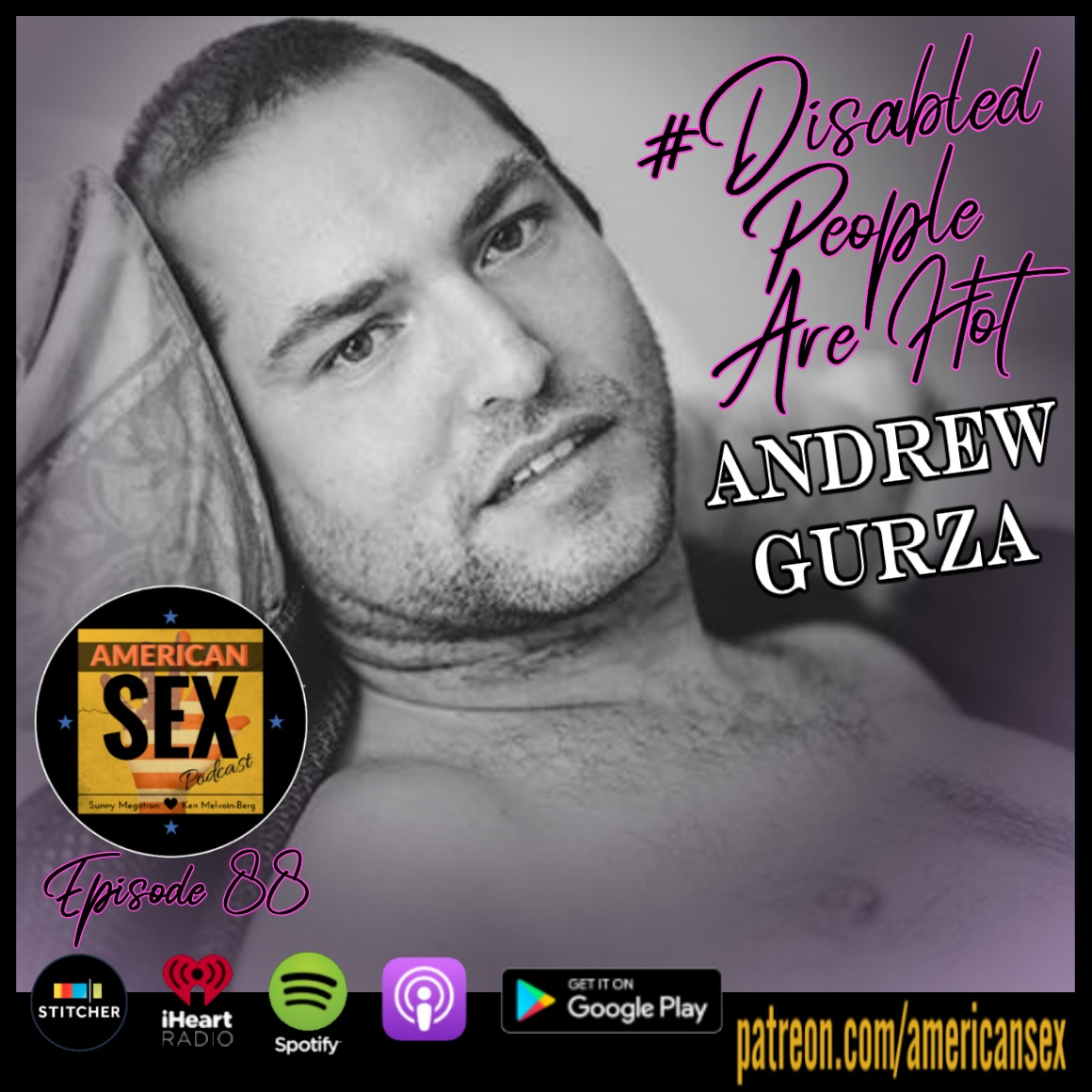 Disabled People Are Hot Andrew Gurza