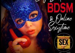 Long Distance BDSM & Cyber Sex