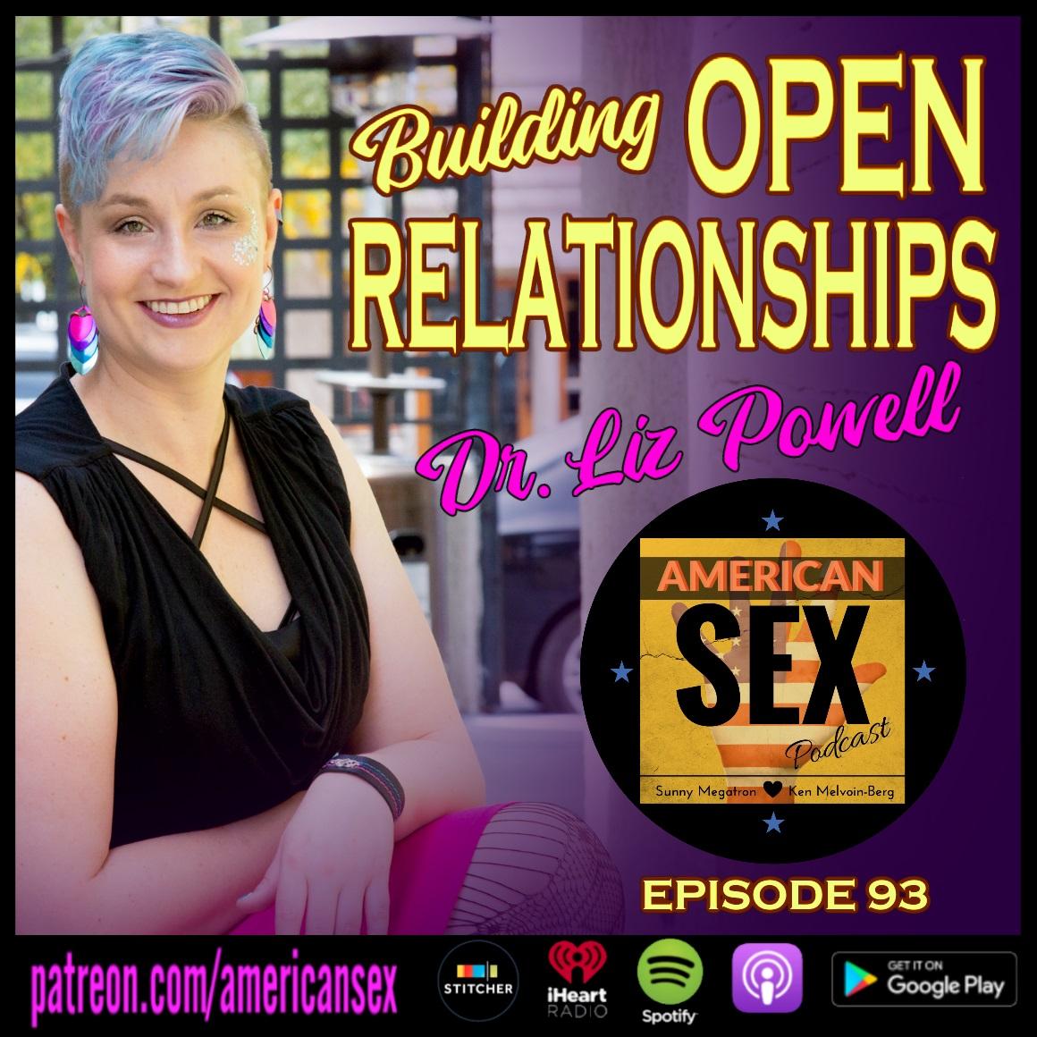 Dr Liz Powell Open Relationships