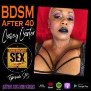 Casey Carter BDSM After 40