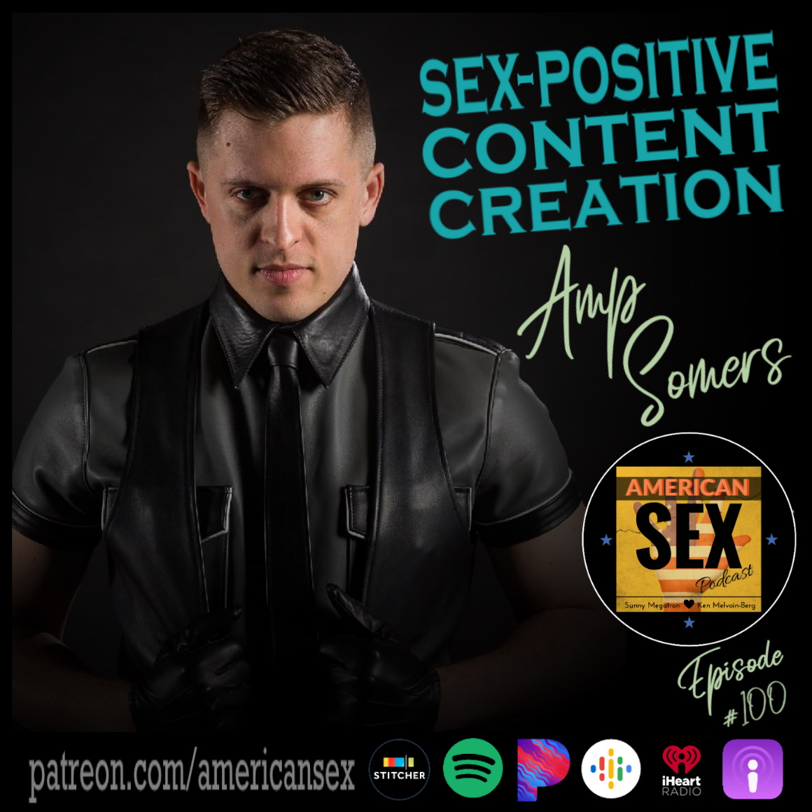 Amp Somers Sex Postive Content Creator