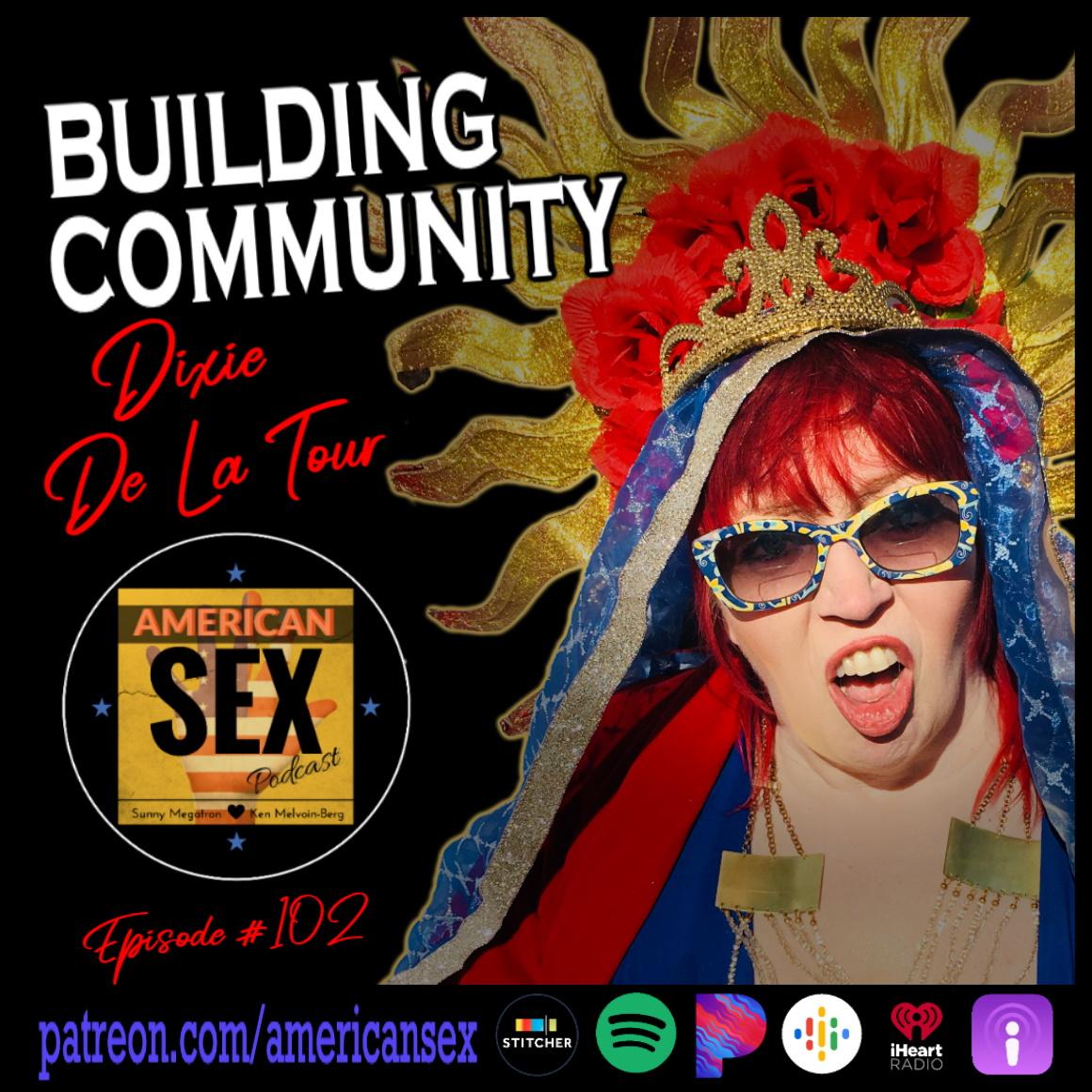 Dixie De La Tour Building Community with Storytelling