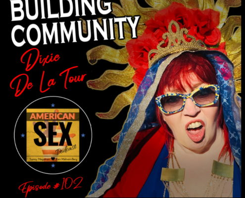 Dixie De La Tour Building Community with Storytelling