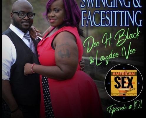 Swinging and Facesitting Laydee Vee & Dee