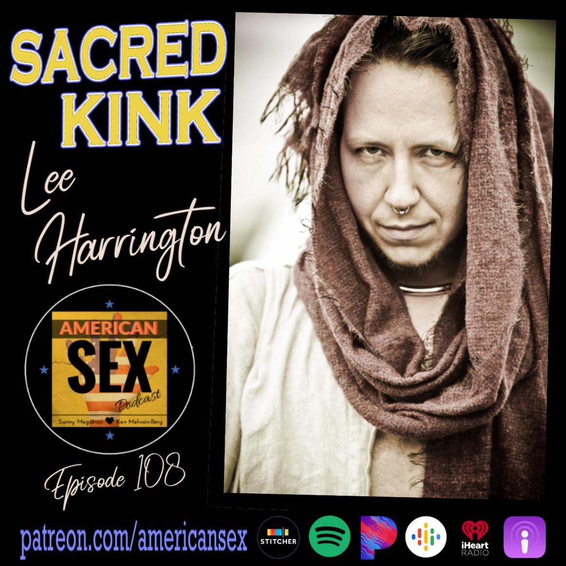 Sacred Kink Lee Harrington