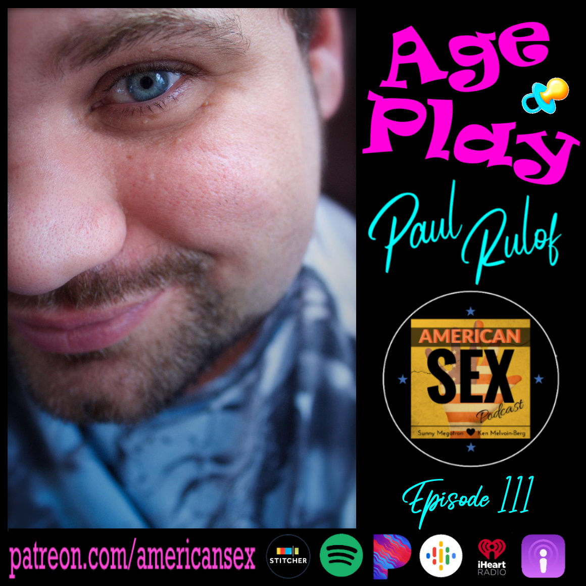 Amerikan Sex age play with paul rulof - ep 111 american sex podcast
