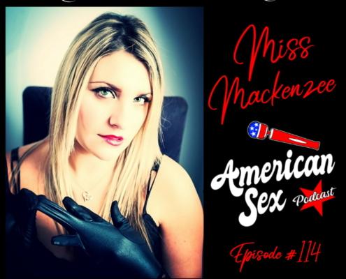Erotic Hypnosis podcast Miss Mackenzee