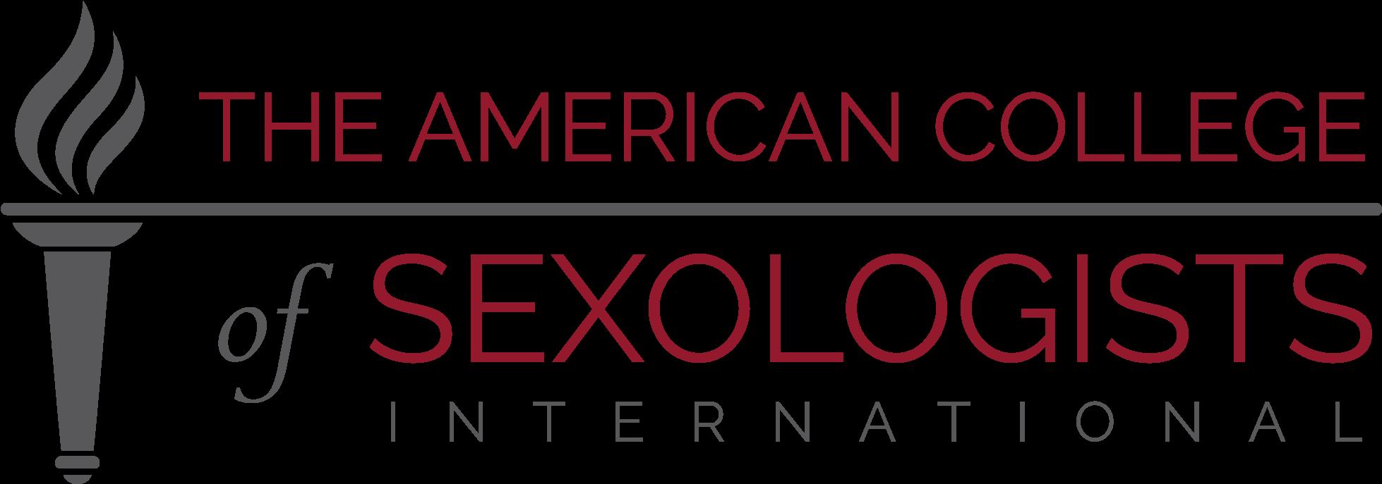 American College of Sexologists International Logo