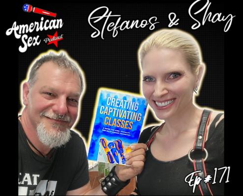 Stefanos Shay Podcast Sex Ed BDSM Education